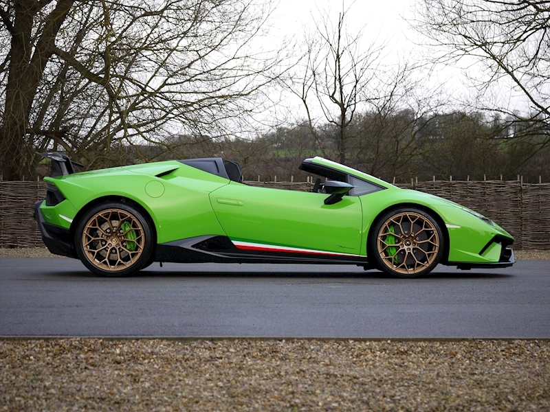 Lamborghini Huracan LP 640-4 Performante Spyder - Large 20