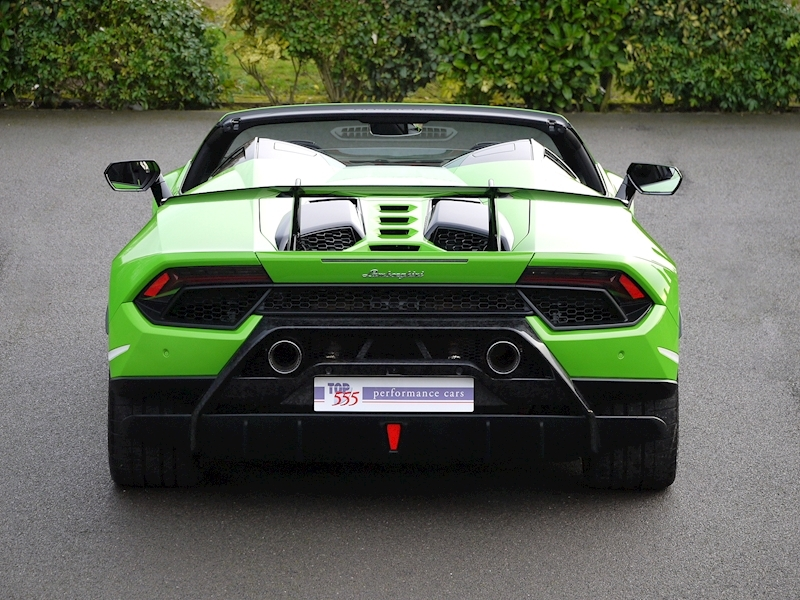 Lamborghini Huracan LP 640-4 Performante Spyder - Large 21