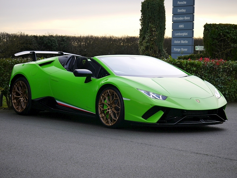 Lamborghini Huracan LP 640-4 Performante Spyder - Large 22
