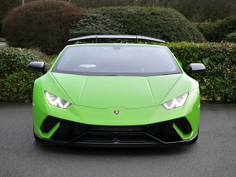 Lamborghini Huracan LP 640-4 Performante Spyder - Large 23