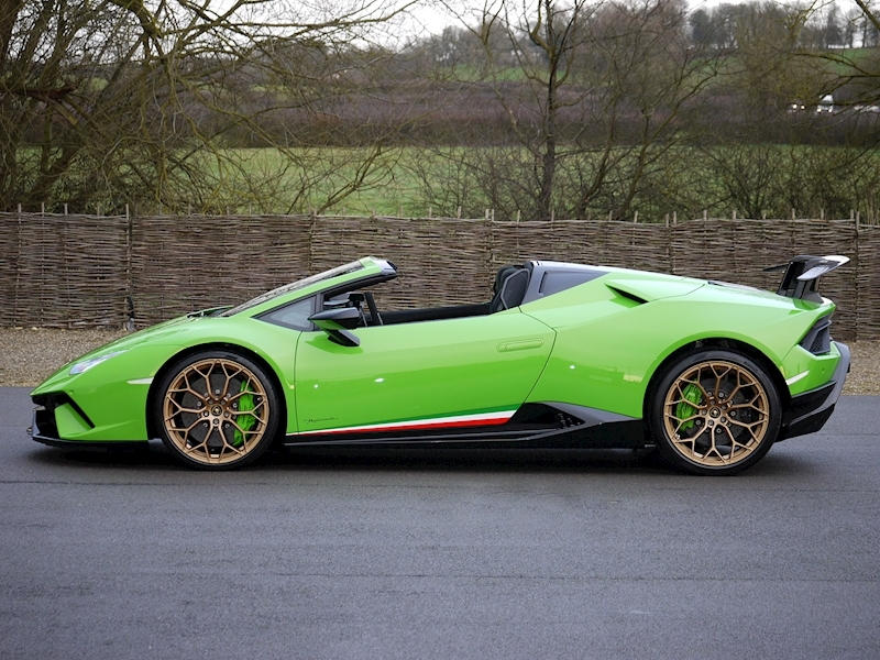 Lamborghini Huracan LP 640-4 Performante Spyder - Large 25