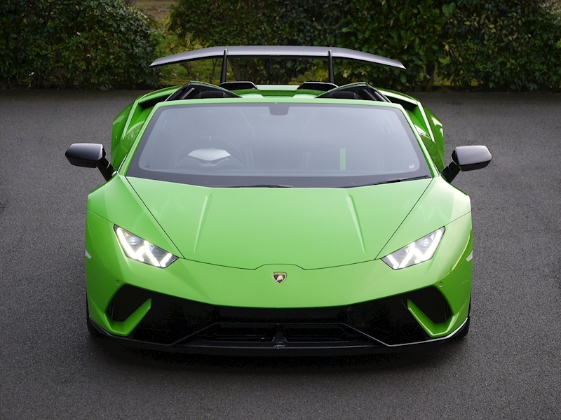 Lamborghini Huracan LP 640-4 Performante Spyder - Large 26