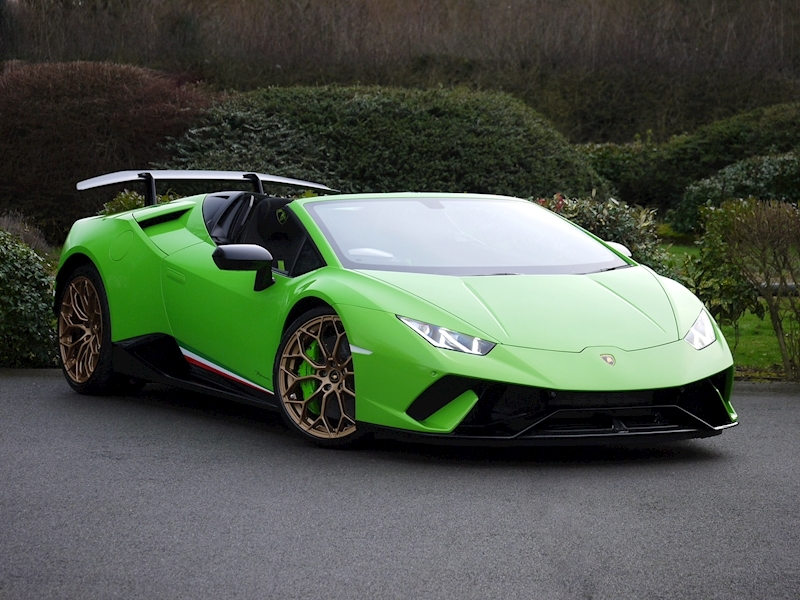 Lamborghini Huracan LP 640-4 Performante Spyder - Large 27