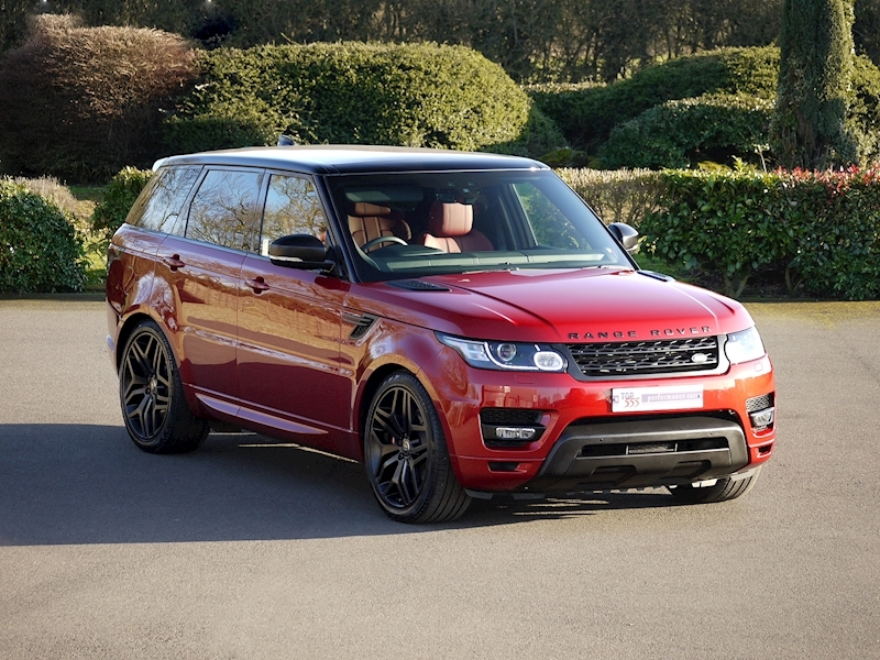 Land Rover Range Rover Sport 3.0 SDV6 HSE Dynamic - Stealth Pack - Large 0
