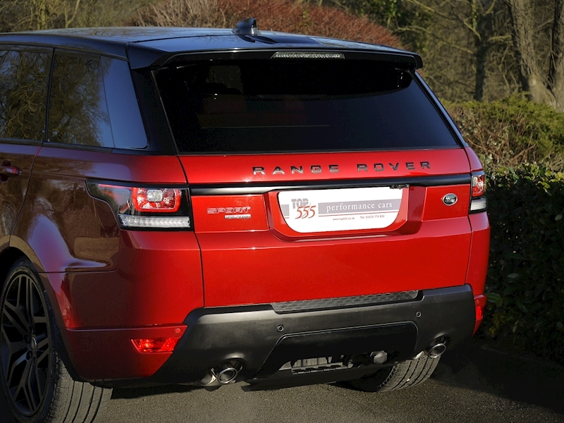 Land Rover Range Rover Sport 3.0 SDV6 HSE Dynamic - Stealth Pack - Large 3