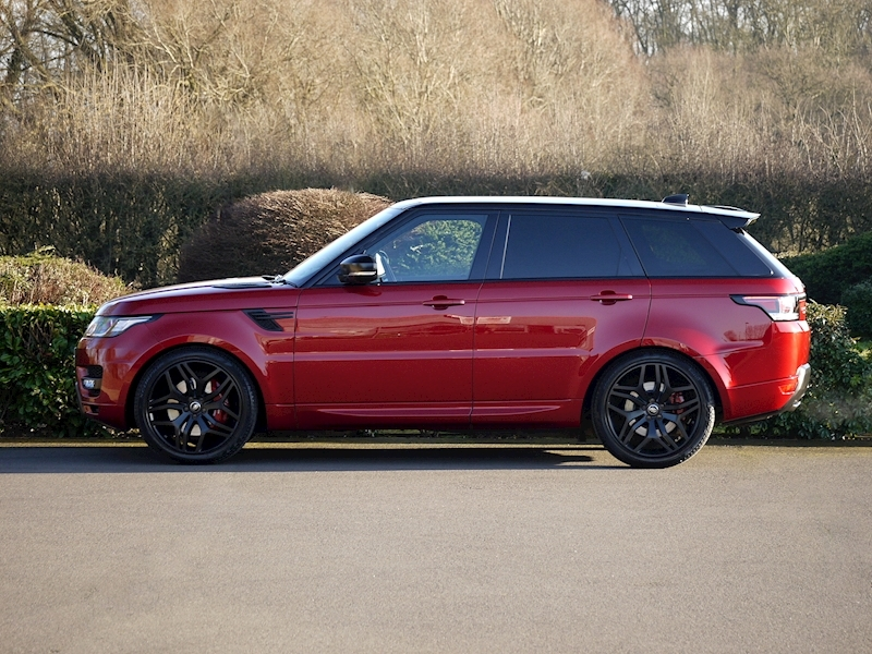 Land Rover Range Rover Sport 3.0 SDV6 HSE Dynamic - Stealth Pack - Large 5