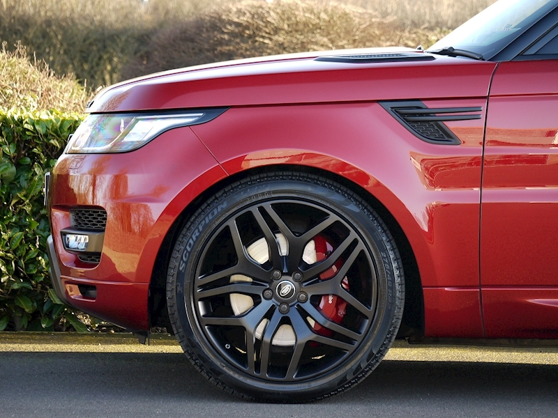 Land Rover Range Rover Sport 3.0 SDV6 HSE Dynamic - Stealth Pack - Large 11