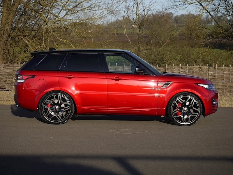 Land Rover Range Rover Sport 3.0 SDV6 HSE Dynamic - Stealth Pack - Large 15