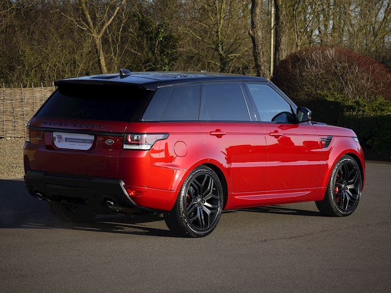 Land Rover Range Rover Sport 3.0 SDV6 HSE Dynamic - Stealth Pack - Large 16