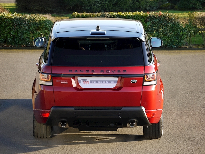 Land Rover Range Rover Sport 3.0 SDV6 HSE Dynamic - Stealth Pack - Large 17