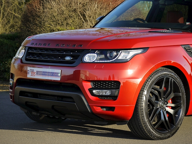 Land Rover Range Rover Sport 3.0 SDV6 HSE Dynamic - Stealth Pack - Large 19