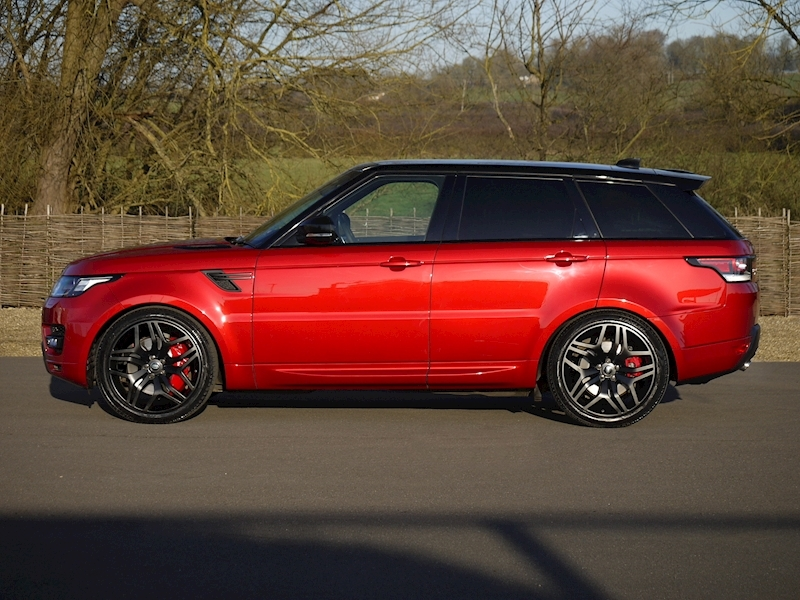 Land Rover Range Rover Sport 3.0 SDV6 HSE Dynamic - Stealth Pack - Large 20