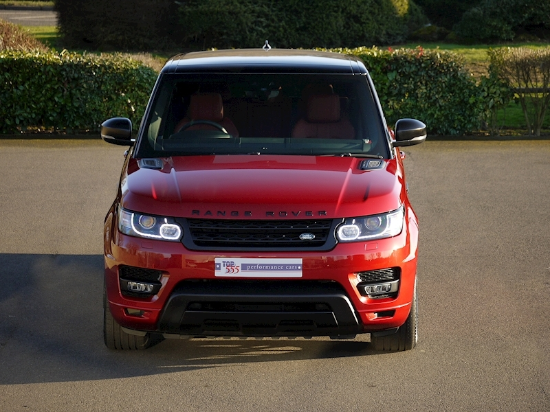 Land Rover Range Rover Sport 3.0 SDV6 HSE Dynamic - Stealth Pack - Large 21