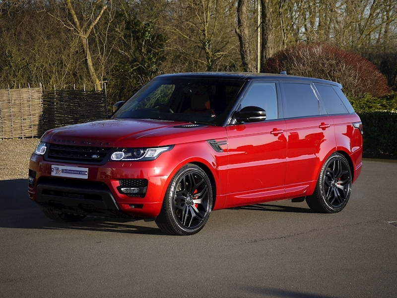 Land Rover Range Rover Sport 3.0 SDV6 HSE Dynamic - Stealth Pack - Large 22