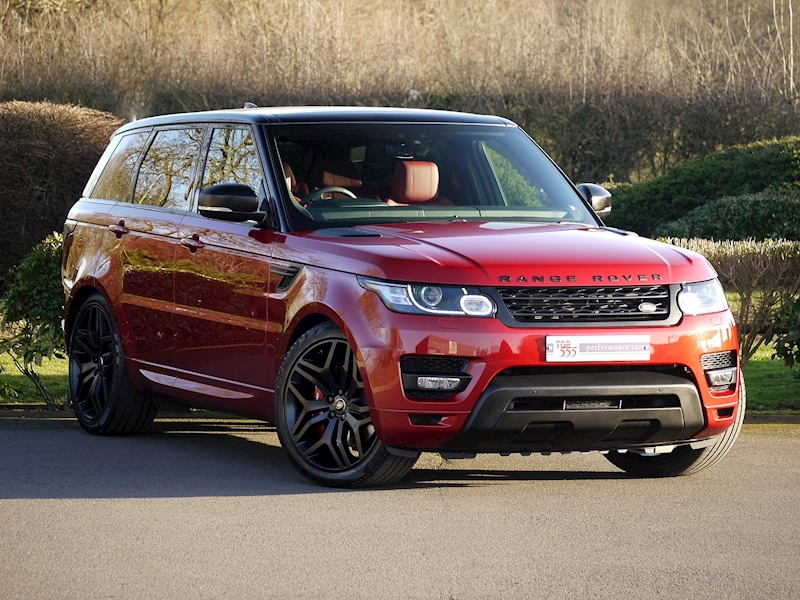 Land Rover Range Rover Sport 3.0 SDV6 HSE Dynamic - Stealth Pack - Large 23