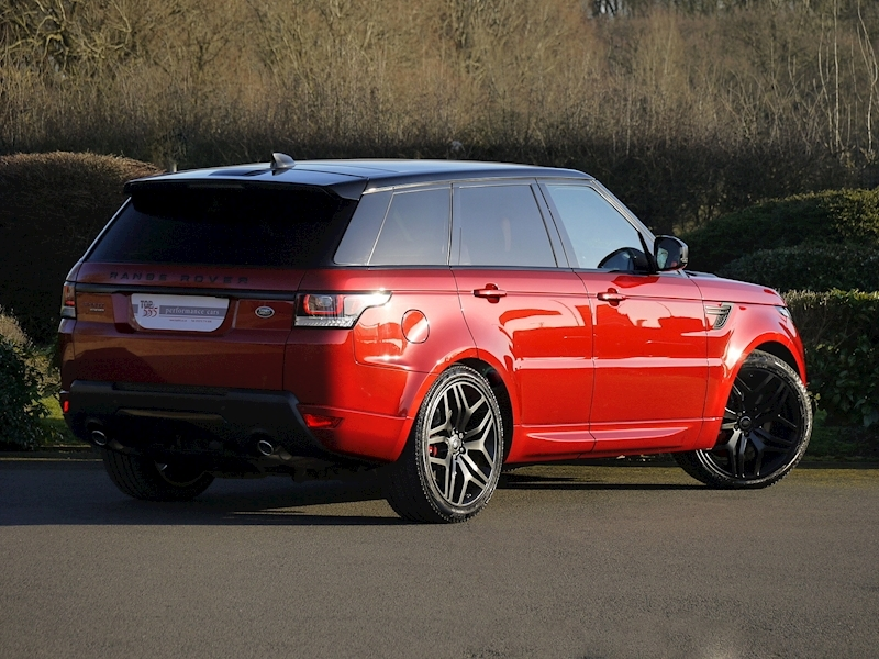 Land Rover Range Rover Sport 3.0 SDV6 HSE Dynamic - Stealth Pack - Large 24