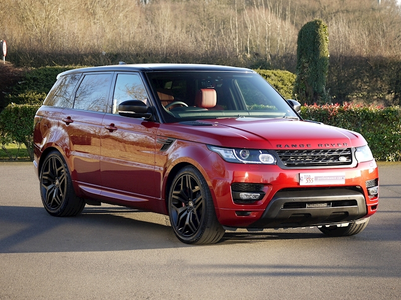 Land Rover Range Rover Sport 3.0 SDV6 HSE Dynamic - Stealth Pack - Large 29