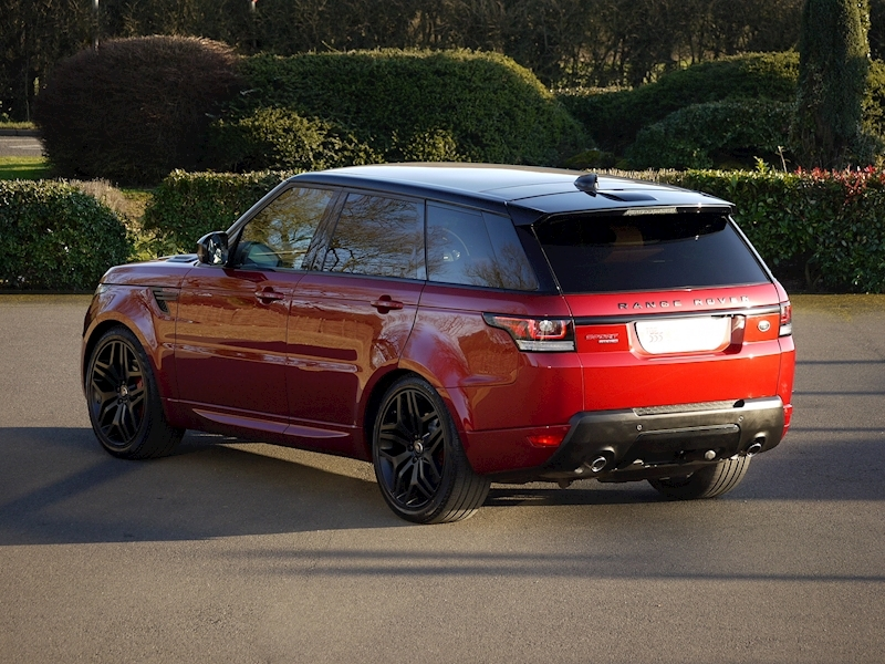 Land Rover Range Rover Sport 3.0 SDV6 HSE Dynamic - Stealth Pack - Large 30