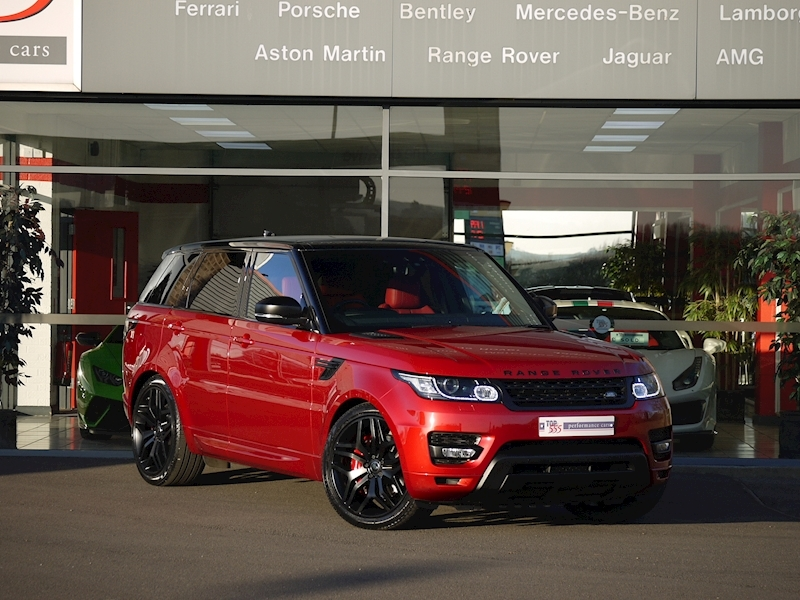 Land Rover Range Rover Sport 3.0 SDV6 HSE Dynamic - Stealth Pack - Large 31