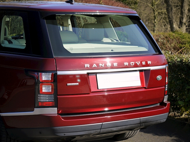 Land Rover Range Rover Autobiography 5.0 V8 Supercharged - Large 4