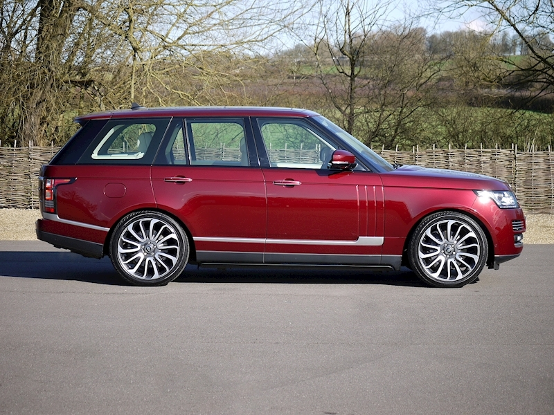 Land Rover Range Rover Autobiography 5.0 V8 Supercharged - Large 15
