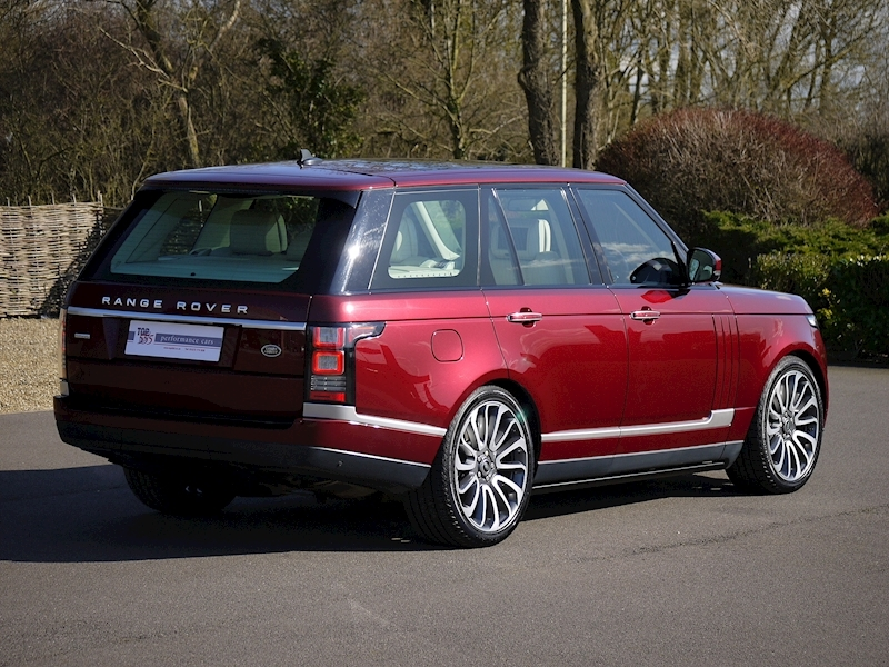 Land Rover Range Rover Autobiography 5.0 V8 Supercharged - Large 18