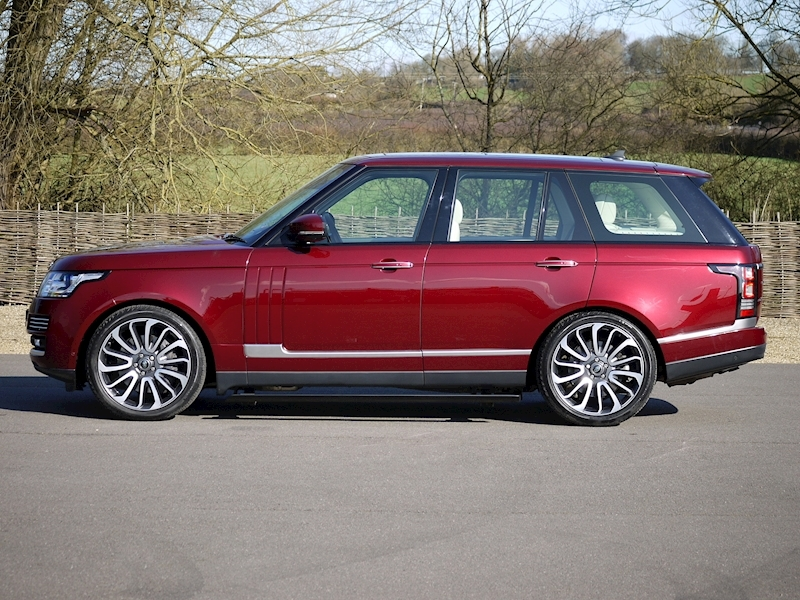 Land Rover Range Rover Autobiography 5.0 V8 Supercharged - Large 21