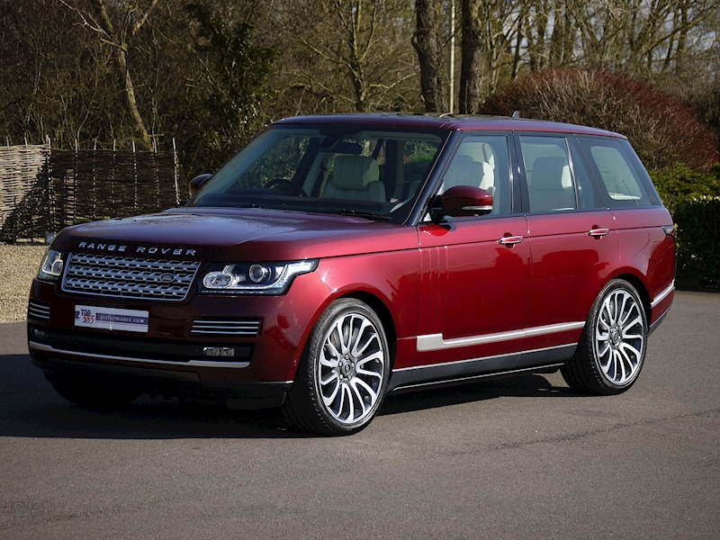 Land Rover Range Rover Autobiography 5.0 V8 Supercharged - Large 24