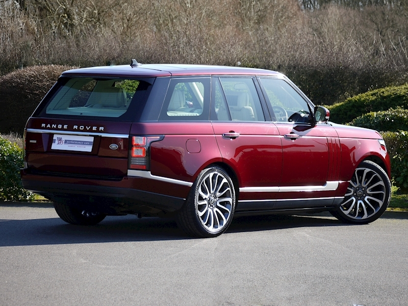 Land Rover Range Rover Autobiography 5.0 V8 Supercharged - Large 26