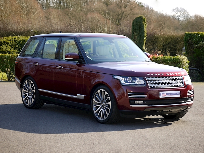 Land Rover Range Rover Autobiography 5.0 V8 Supercharged - Large 32