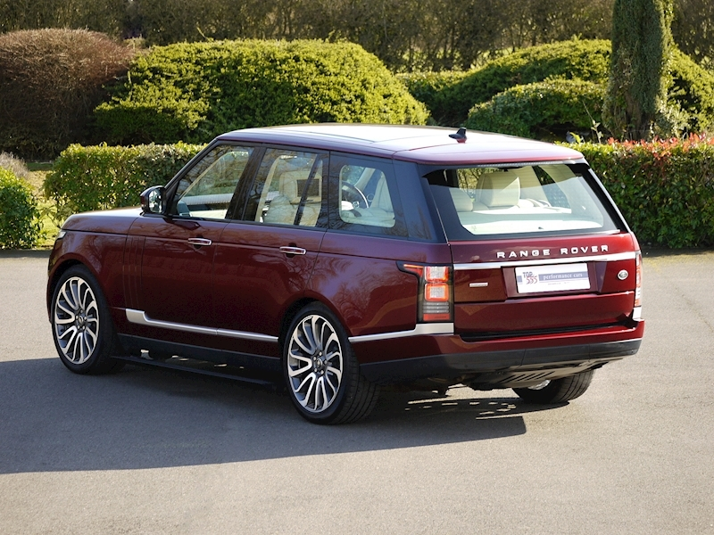 Land Rover Range Rover Autobiography 5.0 V8 Supercharged - Large 33