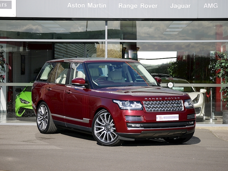 Land Rover Range Rover Autobiography 5.0 V8 Supercharged - Large 34