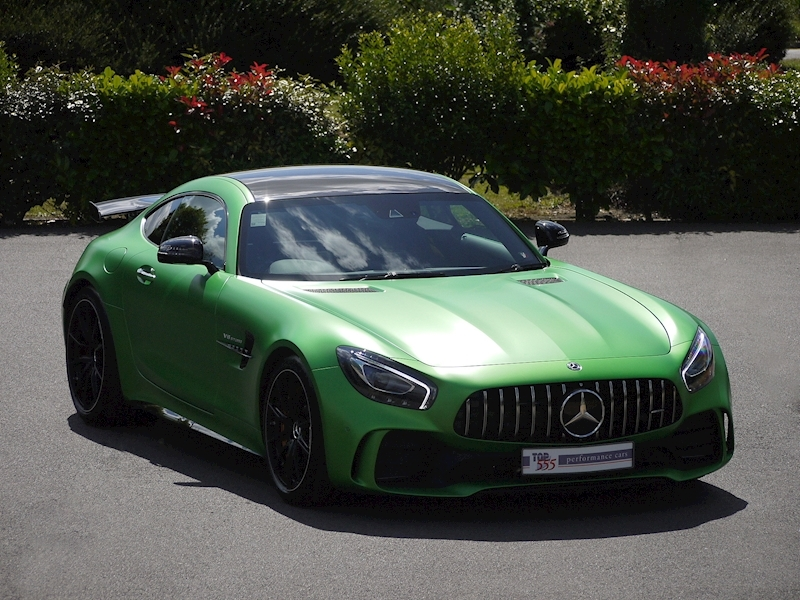Mercedes-Benz AMG GT R (Premium) 4.0 Coupe - Large 0