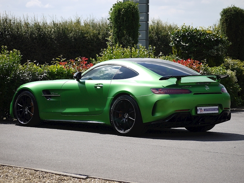 Mercedes-Benz AMG GT R (Premium) 4.0 Coupe - Large 13