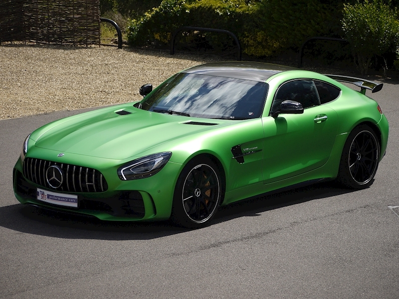 Mercedes-Benz AMG GT R (Premium) 4.0 Coupe - Large 24