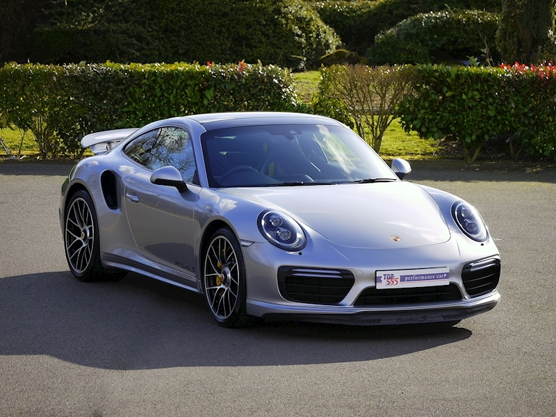 Porsche 911 (991.2) Turbo S Coupe 3.8 PDK - Large 0