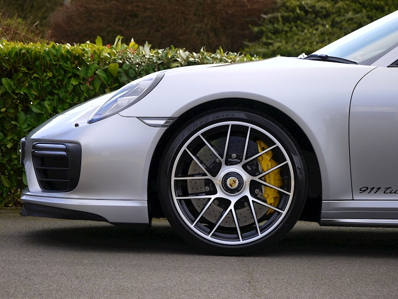 Porsche 911 (991.2) Turbo S Coupe 3.8 PDK - Large 10