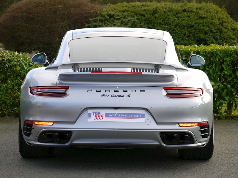 Porsche 911 (991.2) Turbo S Coupe 3.8 PDK - Large 13