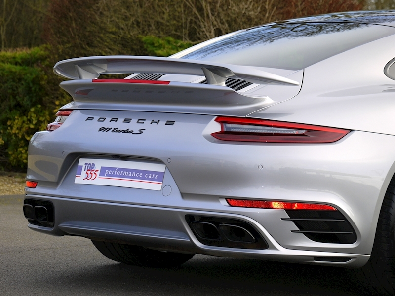 Porsche 911 (991.2) Turbo S Coupe 3.8 PDK - Large 14