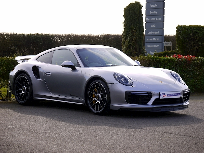Porsche 911 (991.2) Turbo S Coupe 3.8 PDK - Large 20