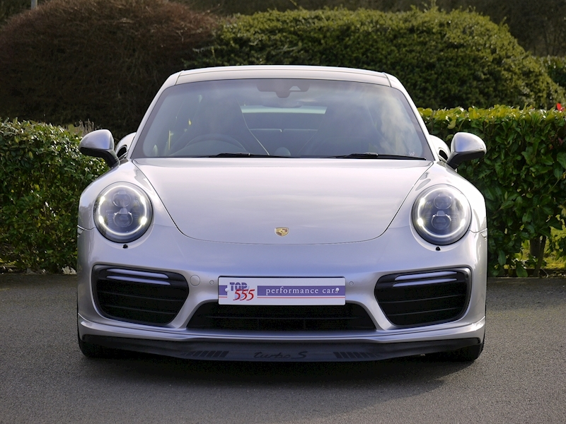 Porsche 911 (991.2) Turbo S Coupe 3.8 PDK - Large 21
