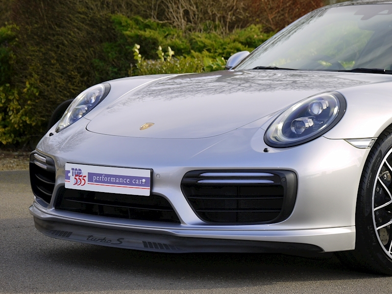 Porsche 911 (991.2) Turbo S Coupe 3.8 PDK - Large 22