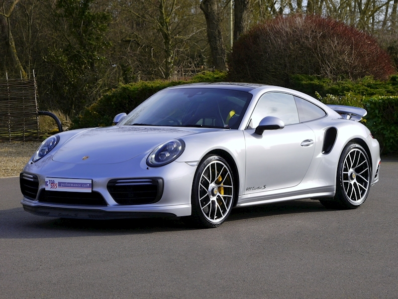 Porsche 911 (991.2) Turbo S Coupe 3.8 PDK - Large 25