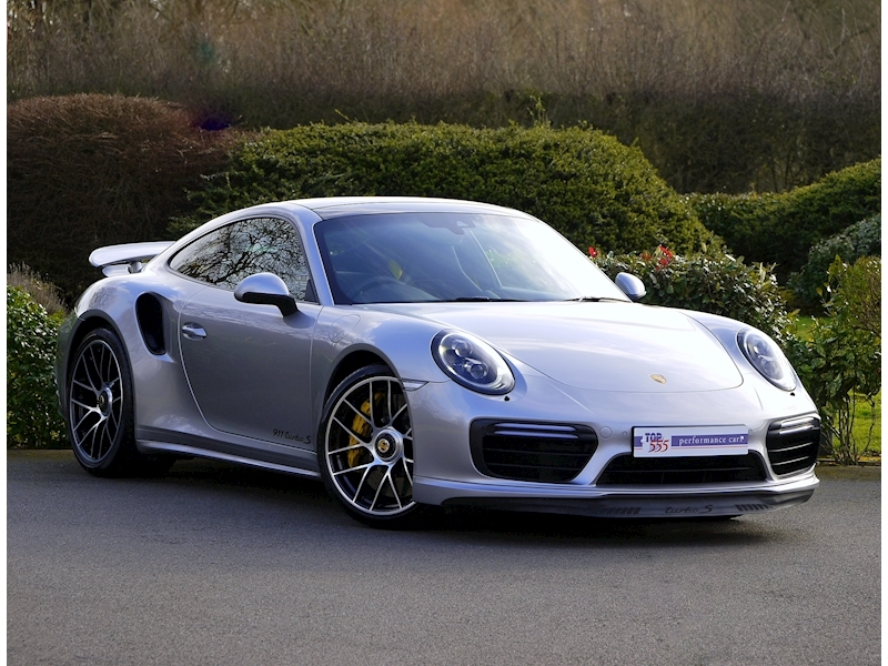 Porsche 911 (991.2) Turbo S Coupe 3.8 PDK - Large 27