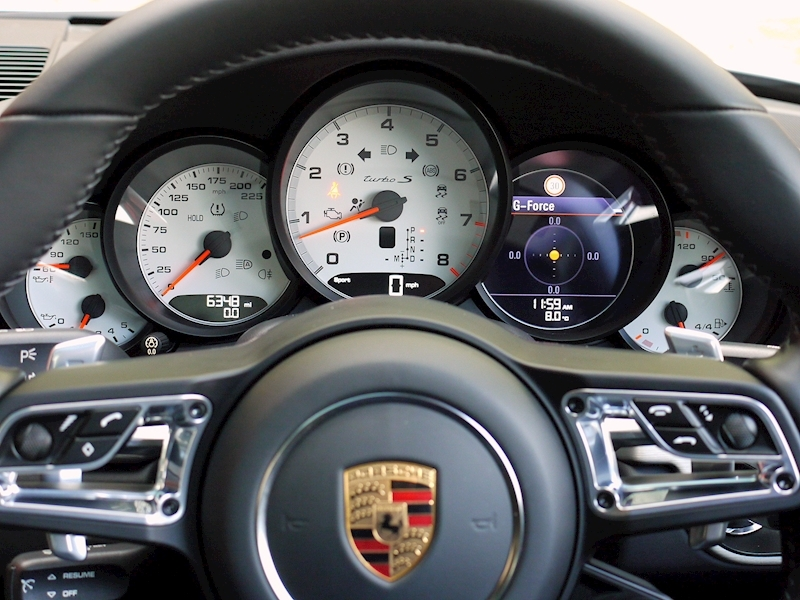 Porsche 911 (991.2) Turbo S Coupe 3.8 PDK - Large 30