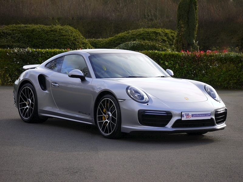 Porsche 911 (991.2) Turbo S Coupe 3.8 PDK - Large 35