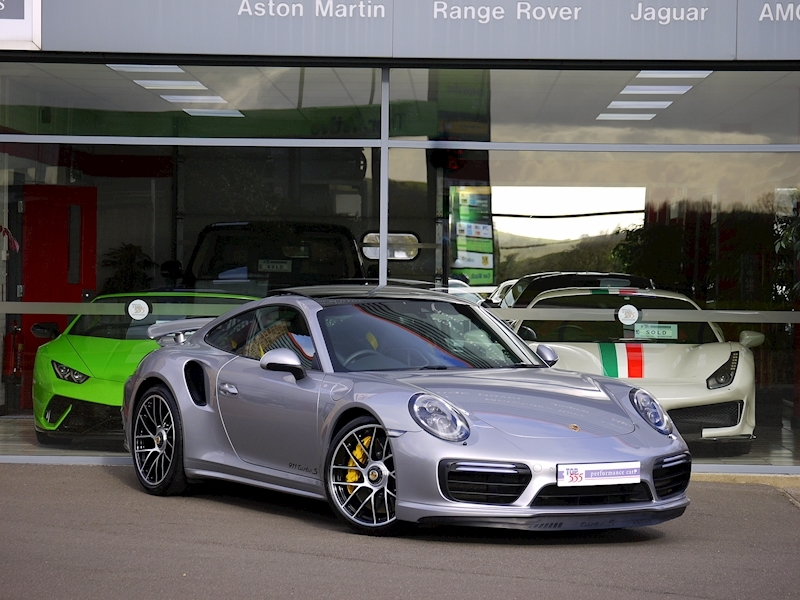 Porsche 911 (991.2) Turbo S Coupe 3.8 PDK - Large 37