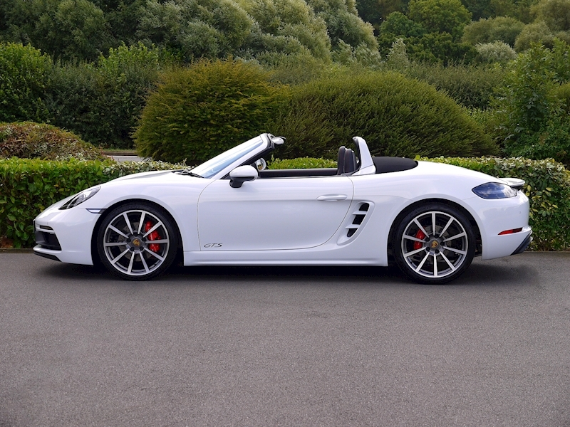 Porsche 718 Boxster GTS 2.5 Manual - Large 4
