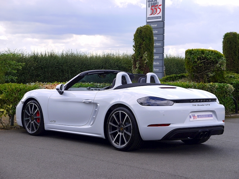 Porsche 718 Boxster GTS 2.5 Manual - Large 9