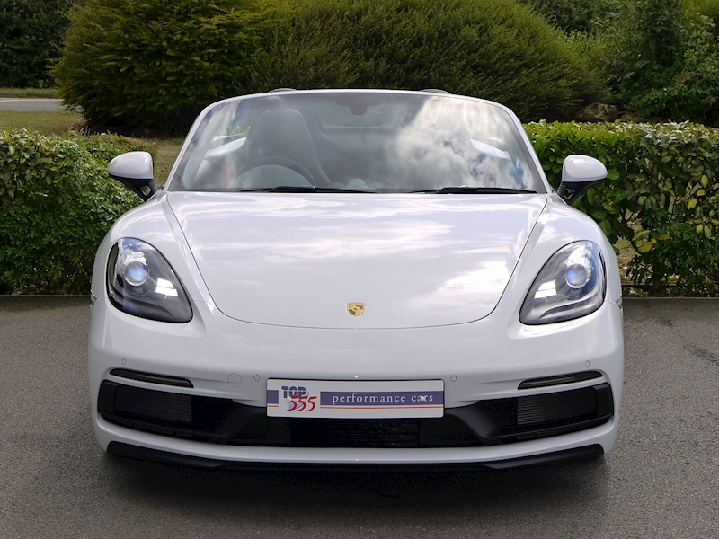 Porsche 718 Boxster GTS 2.5 Manual - Large 18